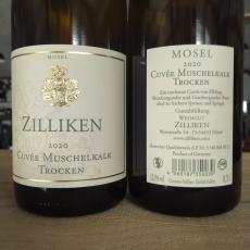 Cuvée Muschelkalk, QbA, Weingut Zilliken