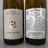 Pinot blanc, Paul Ginglinger