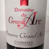 Corbieres rouge reserve Grand Arc, Domaine du Grand AOC